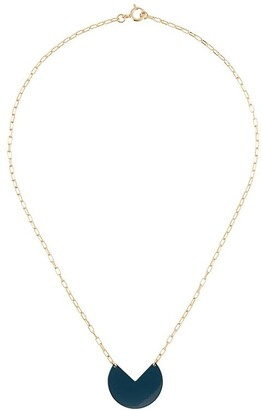 Isabel Marant 90 Degrees pendent necklace
