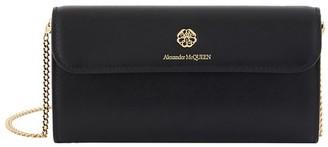 Alexander McQueen Wallet with strap