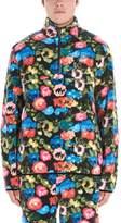 Stüssy Stussy Half-Zip Floral Print Sweater