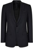 BOSS Single Breasted Suit Blazer Jacket