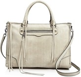 Rebecca Minkoff Regan Suede Satchel - 100% Exclusive
