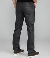 GUESS Lincoln Slim Straight-Fit Coated Jeans