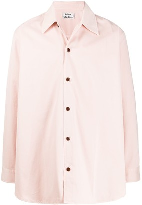 Acne Studios Boxy-Fit Shirt