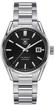 Tag Heuer Mens Carrera Stainless Steel Calibre 5 Watch