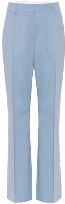See by Chloe High-rise straight pants