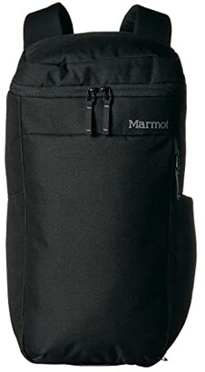 Marmot Rockridge (Black/Cinder) Backpack Bags