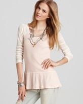 Free People Top - Ziggy Thermal