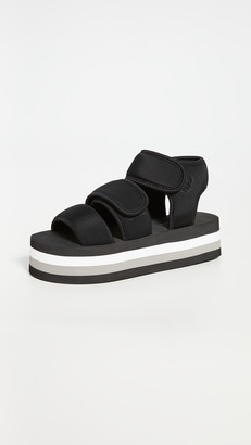 Jeffrey Campbell Shaka Hi Sandals