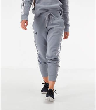 Under Armour Women's Originators Fleece Jogger Pants