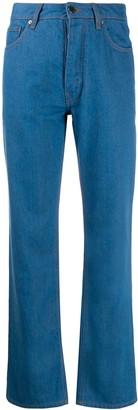 Victoria Victoria Beckham Arizona cropped jeans