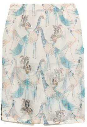 La Perla 3/4 length skirt