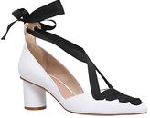 Kurt Geiger Mayfair Tie Up Court Shoes