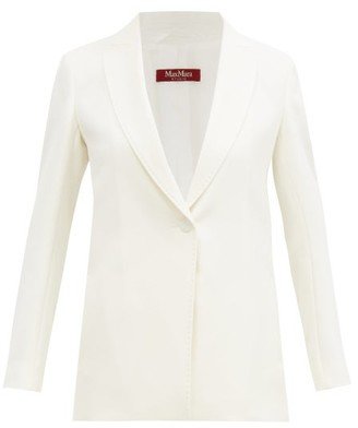 Max Mara Funghi Jacket - White