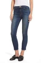 Current/Elliott Women's The Stiletto High Waist Ankle Skinny Jeans