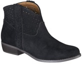 Mossimo Women's Paka Perforated Ankle Boot - Black