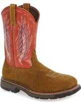 Ariat 'WorkHog Mesteno II' Cowboy Boot (Men)