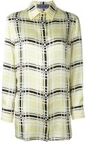 Ungaro checked shirt - women - Silk - 38