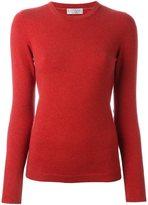 Brunello Cucinelli elbow patch sweater