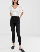 Stradivarius Super high waist skinny jean