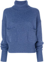 Chloé elongated sleeve sweater - women - Cashmere - M