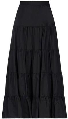 Biancoghiaccio Long skirt