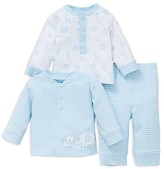 Little Me Infant Boys' Safari Pals Three Piece Set - Sizes Newborn-9 Months