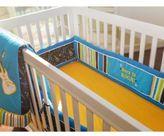 Pam Grace Creations Rockstar Crib Bumper