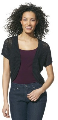 Merona Women's Cropped Cardigan - Assorted Colors