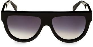Celine Black Aviator Sunglasses