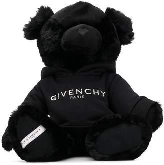 Givenchy Kids logo teddy bear