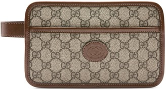 Gucci GG travel pouch with Interlocking G