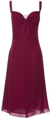 L'Wren Scott Pink Silk Dress for Women