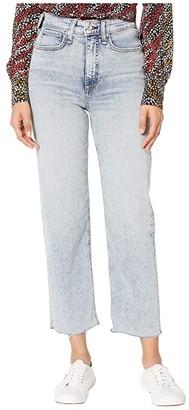 Rag & Bone Jane Super High-Rise Ankle Cigarette (Dakota) Women's Jeans
