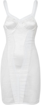 Burberry Lace Detail Corset Dress