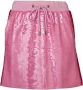 Alberta Ferretti sequin mini skirt