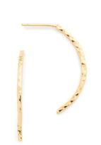 Gorjana Taner Half Hoop Earrings