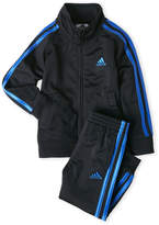 adidas Infant Boys) Two-Piece Classic Tricot Jacket & Track Pants Set