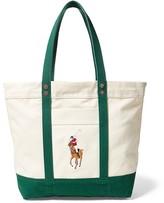 Polo Ralph Lauren Big Pony Multicolor Tote Bag