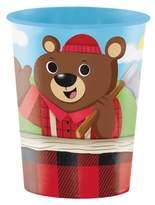 Lum-Bear Jack Plastic Keepsake Cup