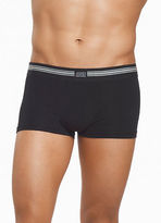 Jockey Mens No-Fly Stretch Trunk 3 Pack Underwear Trunks cotton blends