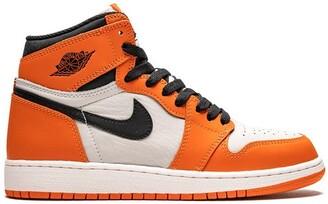 Nike Kids Air Jordan 1 Retro High OG BG sneakers