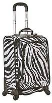 "Rockland Venice 20"" Spinner Carry On Luggage Set"