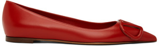 Valentino Red Garavani VLogo Loafers