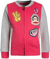 Paul Frank BUTTON Tracksuit top rouge red