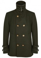Vivienne Westwood Double-breasted Wool Blend Peacoat