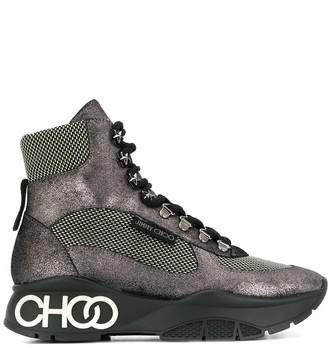 Jimmy Choo Inca high-top sneakers