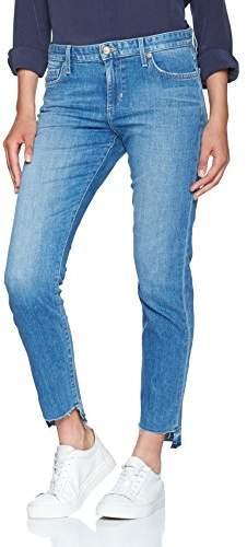 Joe's Jeans Women's the Ex-Lover Ankle Slim Pyper with Stepped Hem Detail Boyfriend Jeans,(Manufacturer Size:29)