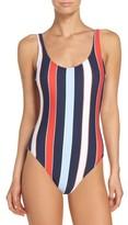 Tommy Hilfiger Women's One-Piece Swimsuit