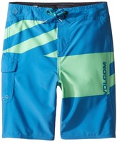 Volcom Logo Party Pack Mod Boardshorts (Toddler/Little Kids)