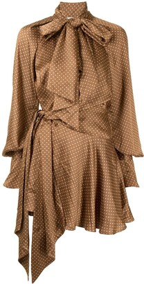 Acler Woolmore draped dress